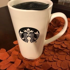 14 oz Starbucks Coffee mug to go